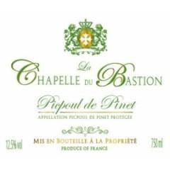 Picpoul de Pinet – La Chapelle du Bastion, FR